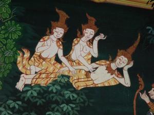 What is Thai Yoga